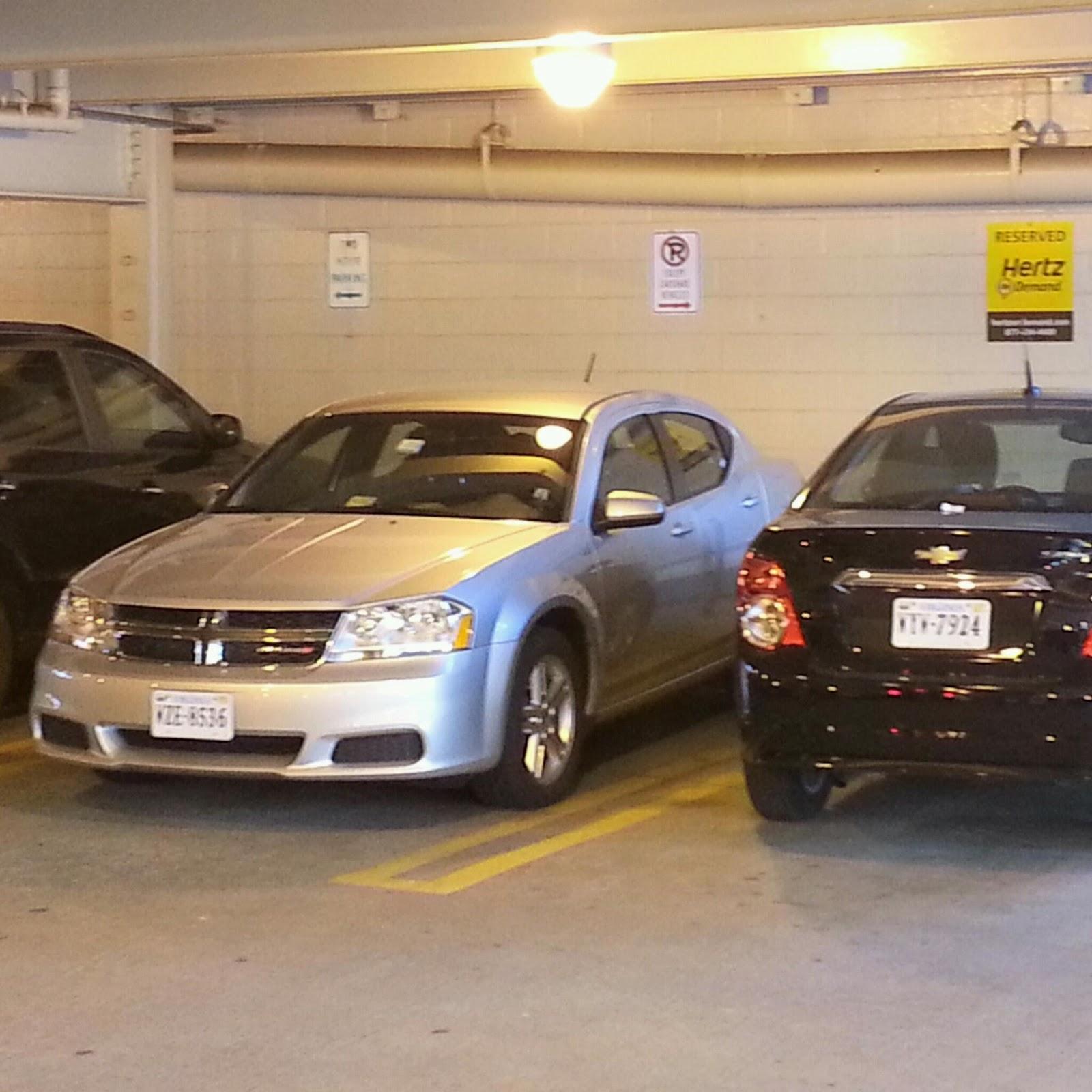 Robert Dyer @ Bethesda Row: HERTZ ON DEMAND CAR-SHARING