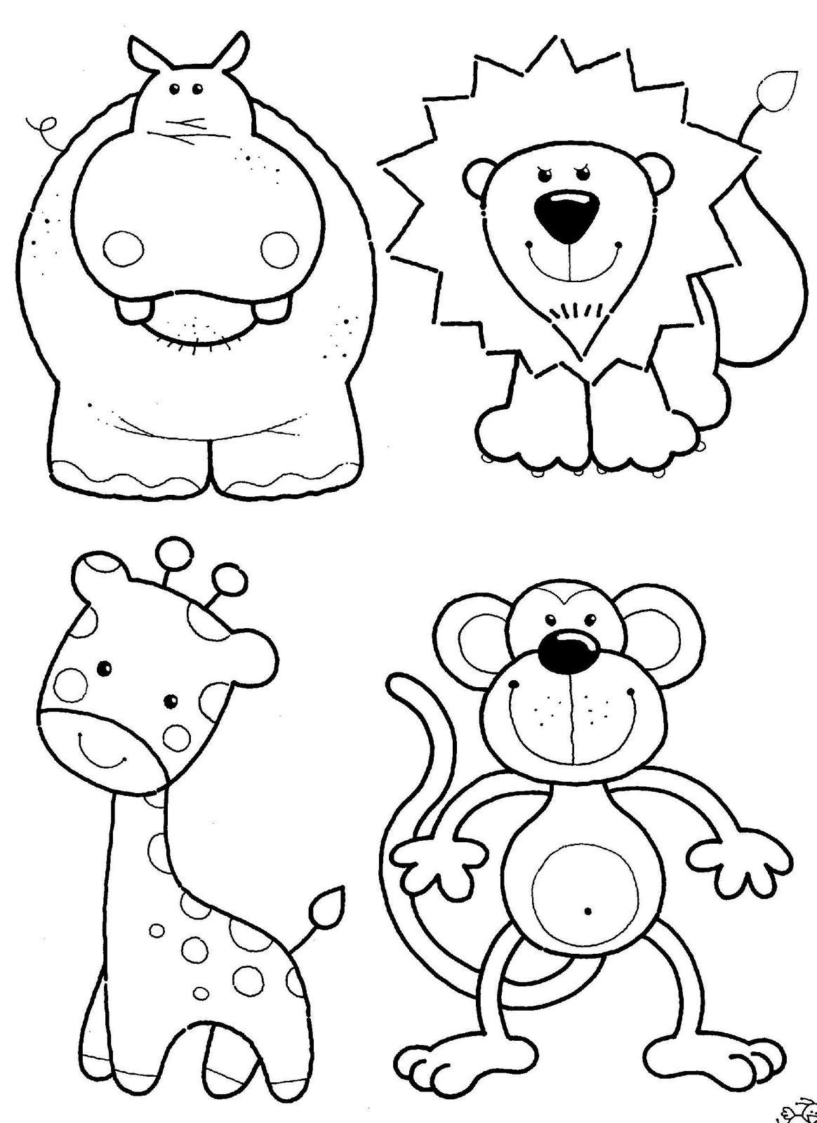 Animales Para Colorear Thumbgal