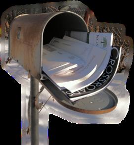 祖先内幕's Monday Mailbox