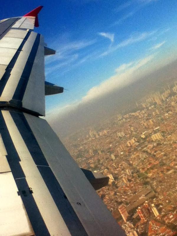 Vista aérea de São Paulo