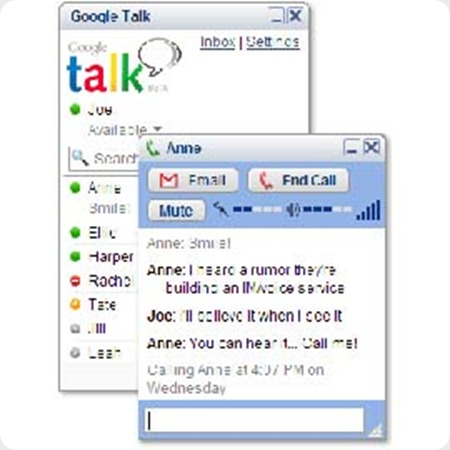Google-Talk-Goes-Mobile