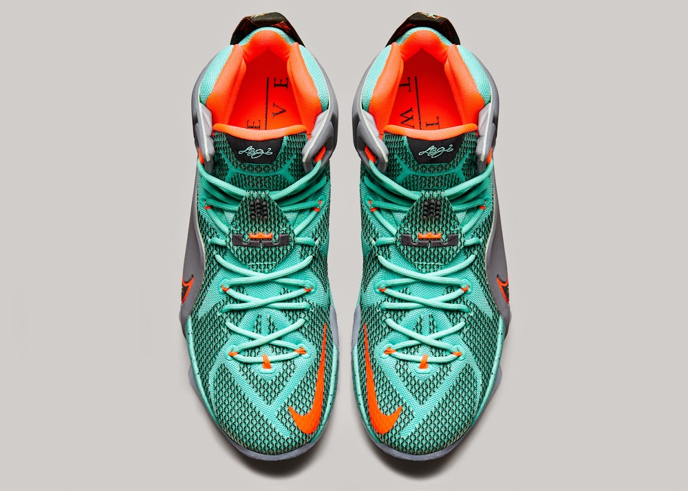 2942efb0bb3c Nike Delays Launch of LeBron 12 Due To Small Cosmetic Issue ...