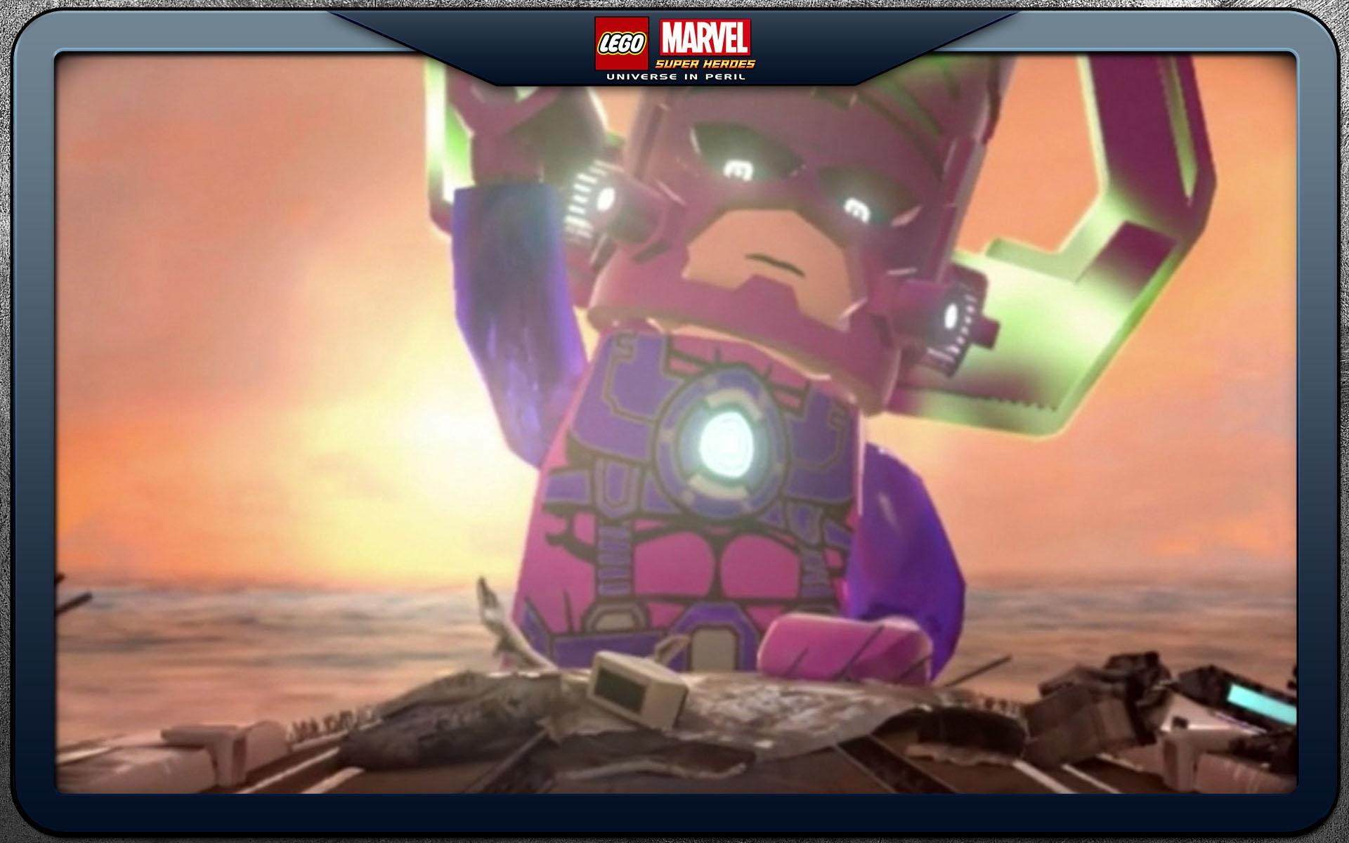 LEGO ® Marvel Super Heroes screenshot #16