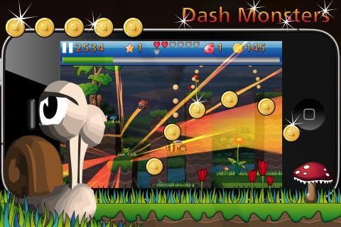 Jump N Roll- screenshot