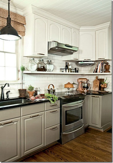 Is Mixing Kitchen Cabinet Finishes Okay Or Not: Q & A–Is It Okay To Mix Hardware Colors In A Room?