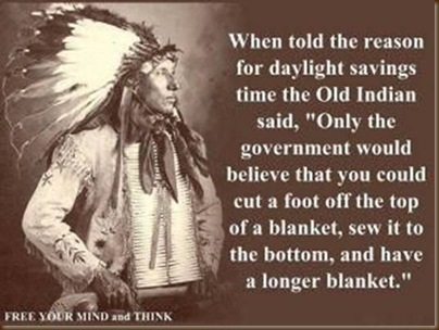 Indian saying