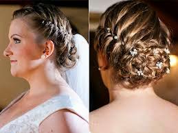 tendencia de penteado 2015 noiva com trança embutida