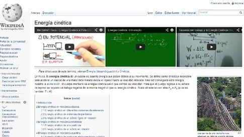 Buscar videos en Wikipedia con Wikitube