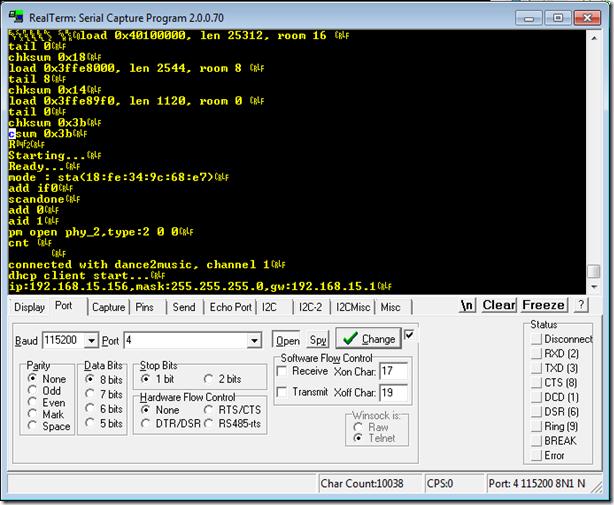 digitalhack's blog: ESP8266 Program Examples