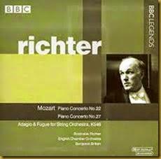 Mozart 27 Richter Britten