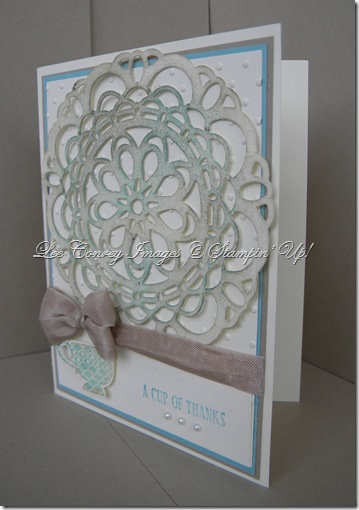 Doily and event card 003