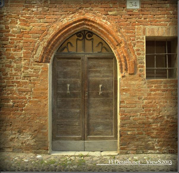 Porte della città 2 - Doors of the city 2, Ferrara, Italy, photo2