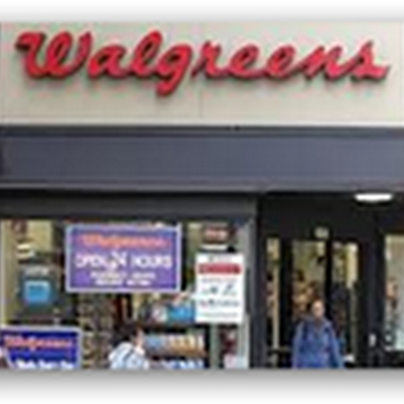 Walgreens Enters Contract and Investment With Amerisource Bergen for Drug Purchases and Distribution, Using Global Interests to Flex Pricing Muscles–Independent Pharmacies Concerned