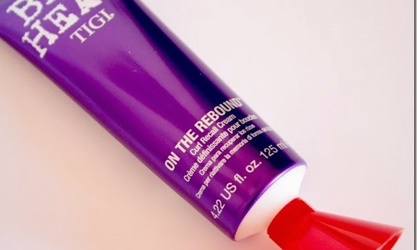 BELLEZZA | Tigi Bed Head On The Rebound Curl Recall Cream
