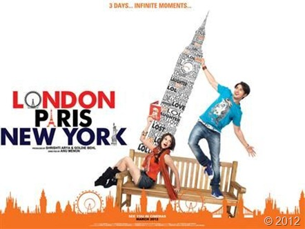 London-Paris-NewYork