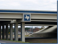5791 Texas, Texarkana - bridges over I-30