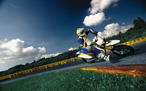 越野摩托赛车:3D