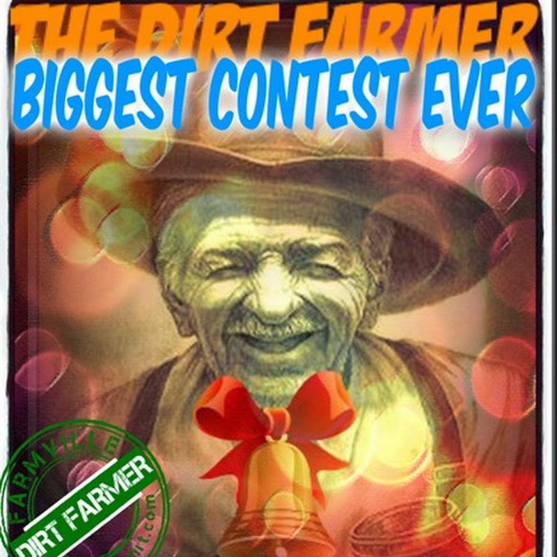 OUR BIGGEST CONTEST EVER!