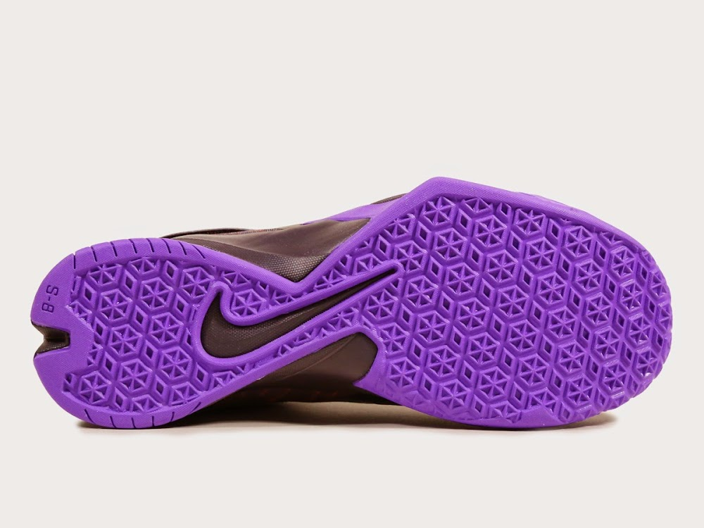 official photos 450d6 35a8b ... Nike Releases Brand New Purple amp Hyper Crimson Soldier 88217s
