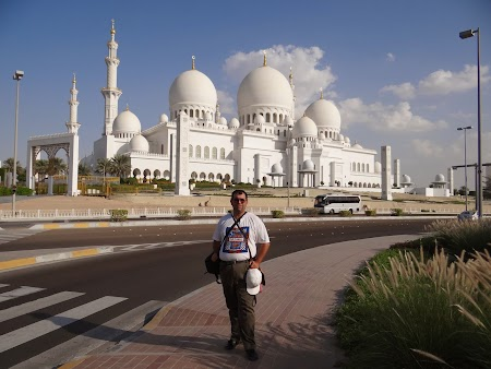 Moscheea Sheikh Zayed Abu Dhabi