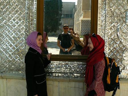 Obiective turistice Iran: Palat Golestan Teheran
