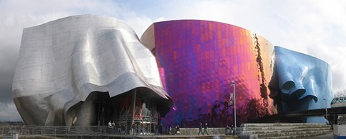 05. Experience Music Project (Seattle, Washington, EE.UU.)