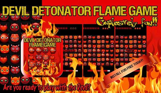 Devil Detonator Flames Game