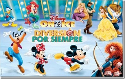 disney on Ice en mexico reventa de boletos baratos primera fila ver fechas 2013 2014