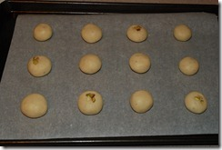 Before baking