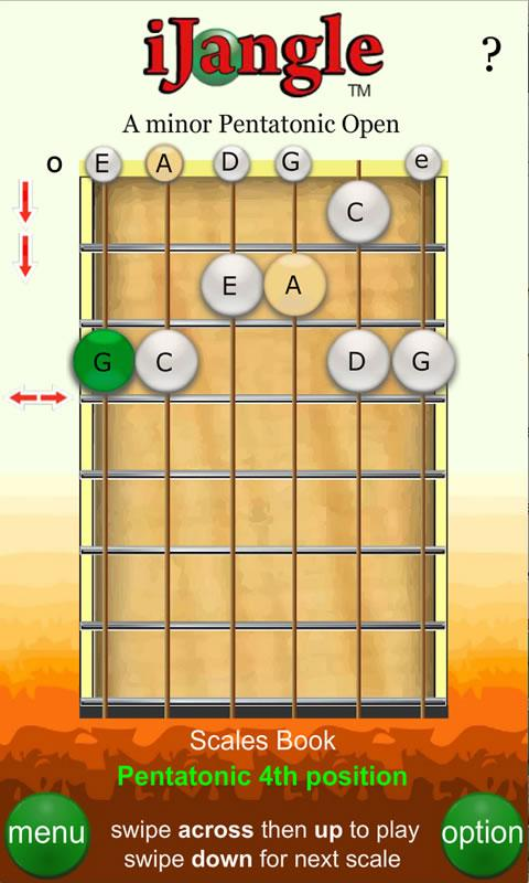 Guitar Chords Scales Tuner ♦ - screenshot