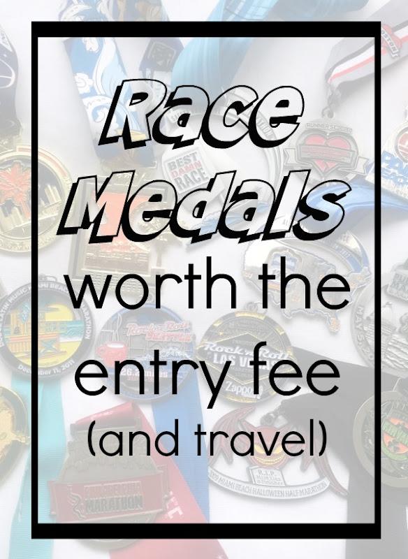 best race medals
