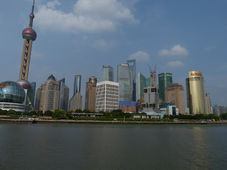 Ce sa faci in China: croaziera Shanghai