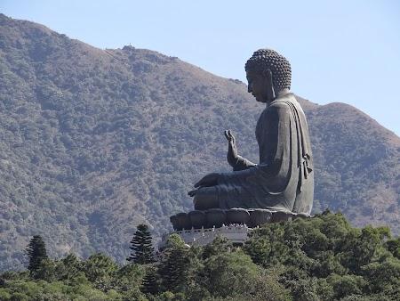 Statuie Buda Lantau