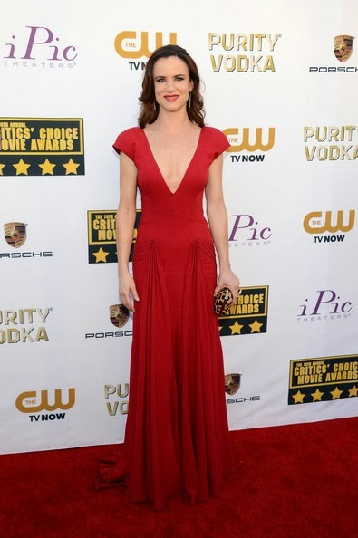 Juliette Lewis attends the 19th Annual Critics' Choice Movie Awards