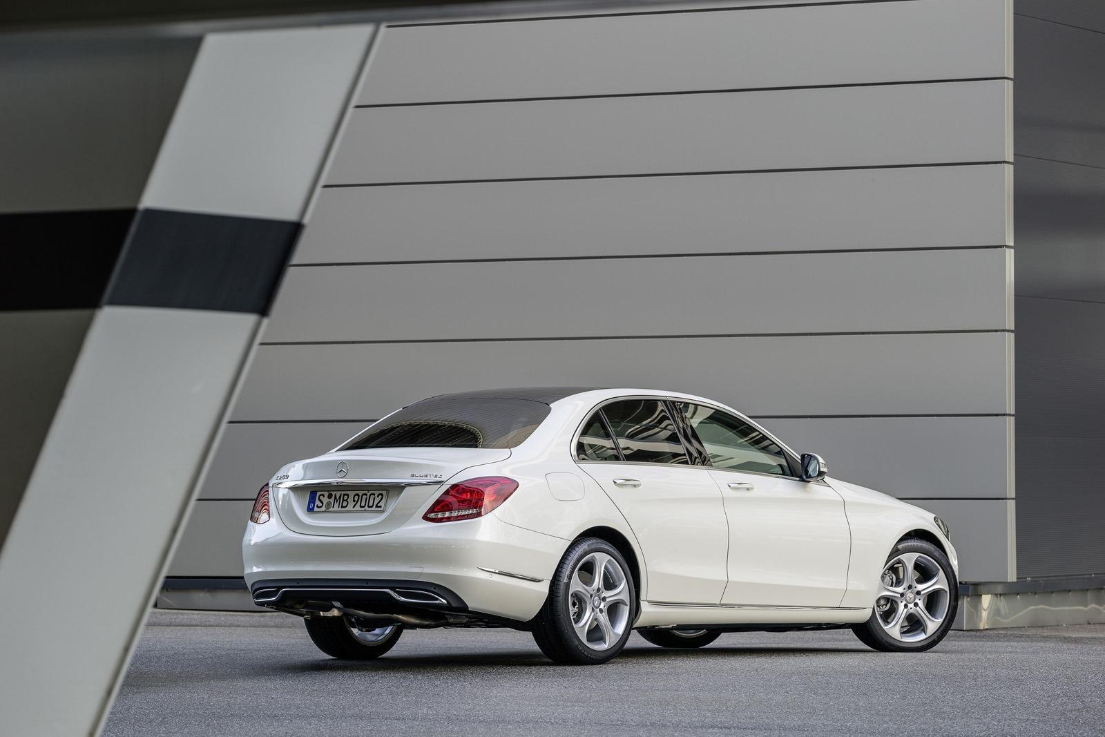 Mercedes-Benz Classe C 2014 - Mercedes-Benz - Autopareri