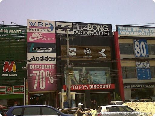 adidas factory outlet kota denpasar bali indonesia
