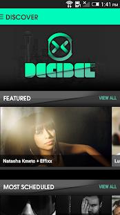 Decibel Festival - screenshot thumbnail