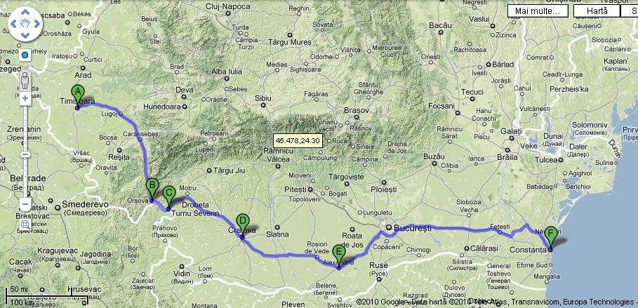 Scrie Romania Episodul 0 1 Timișoara Constanța 780 De Km
