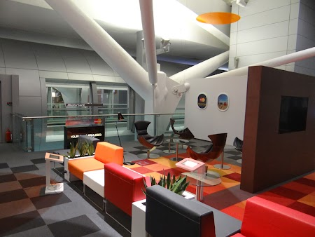 Business lounge Bucuresti