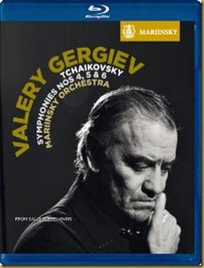 Tchaikovsky Gergiev Bluray