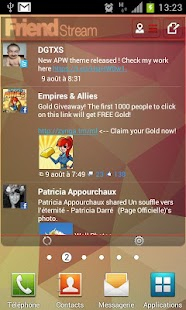 APW JellyBean v3 Theme- screenshot thumbnail