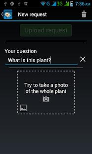 FlowerChecker+ určení rostliny - náhled