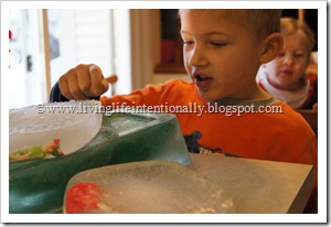 Snowman Science Fun for Kids