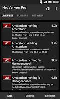 Screenshot of Het Verkeer Pro Gratis
