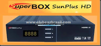 SUPERBOX SUNPLUS HD