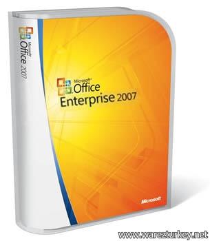 Office 2007 Enterprise Sp3 Türkçe - Tek Link indir