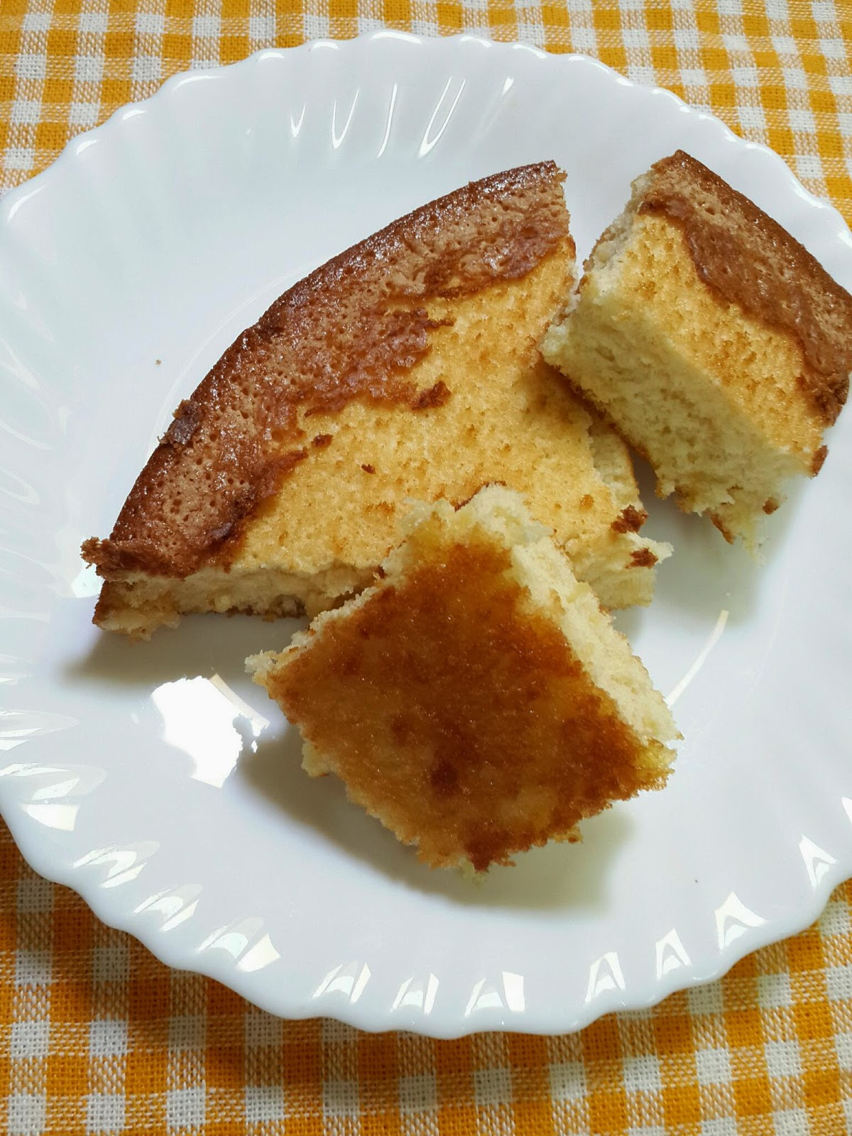 Crushed Pineapple Cake From Scratch