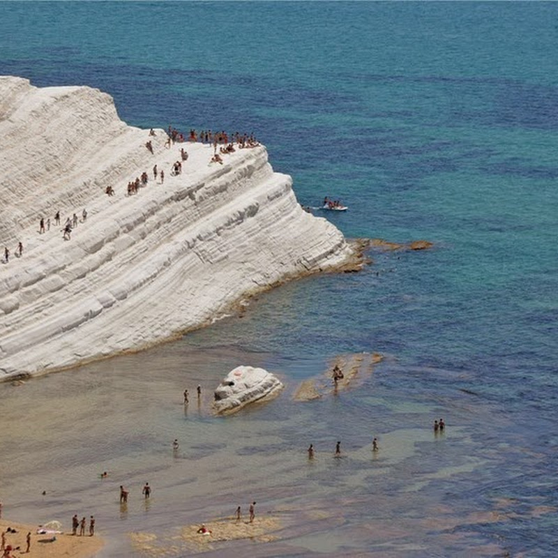 The Cliffs of Scala dei Turchi