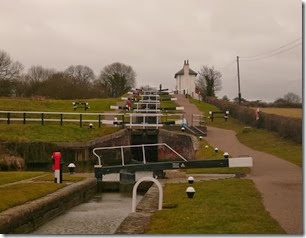 Foxton locks (4)