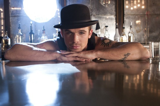Cam Gigandet is Jack in Burlesque